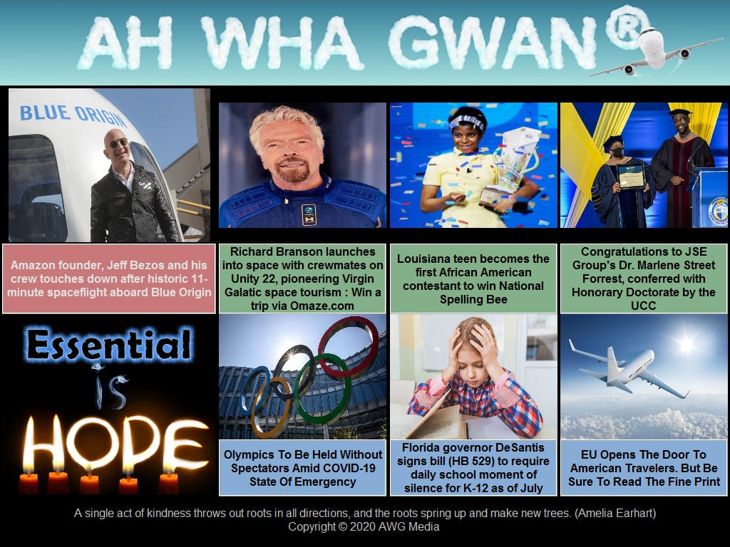 Discover Ah Wha Gwan - Download It, Set It, Forget It